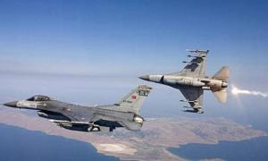 Serangan Udara Turki Tewaskan Perwira Suriah dan Pejuang Hizbullah