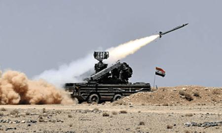 Diserang Bertubi-tubi oleh Israel, Suriah Tingkatkan Sistem Pertahanan Udara