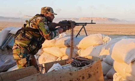 Rusia ke Trump: Moskow Bersumpah Akan Terus Dukung Tentara Suriah