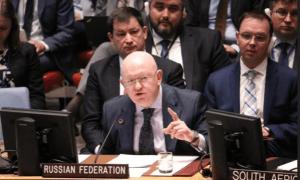 Di PBB Rusia Bertekad Terus Dukung Pemerintahan Sah Suriah