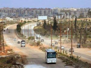 Kementerian Transportasi Suriah: Jalan Raya Damaskus-Aleppo Resmi Dibuka Kembali