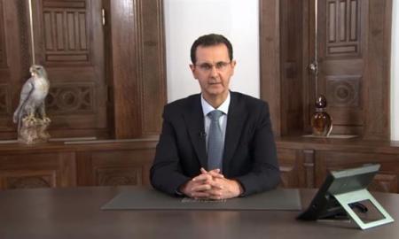 VIDEO: Bashar Assad Ucapkan Selamat ke Rakyat Suriah atas Kemenangan Besar di Aleppo