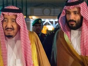 MbS Tahan Para Pangeran Karena Memburuknya Kondisi Raja Salman