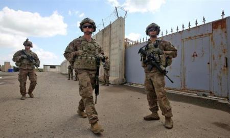 AS Kerahkan Pasukan Baru ke Pangkalan Ain Al-Assad Irak, Genderang Perang Ditabuh?