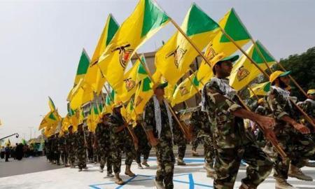 Hadapi Kemungkinan Serangan AS, PMU Irak Gelar Latihan Militer