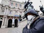 Lebih dari 230 Orang Tewas akibat Virus Corona di Italia
