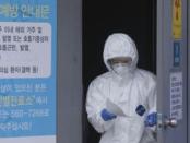 Korsel Konfirmasi Hampir 600 Kasus Baru Virus Corona