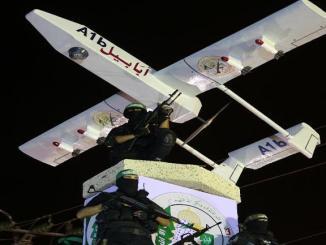 Video: Drone Iran Kuntit Drone AS di Suriah