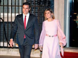 Istri PM Spanyol Positif Terinfeksi Virus Corona