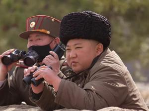 Korea Utara Tembakkan Dua Rudal Balistik ke Laut Jepang