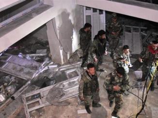 VIDEO: Tentara Suriah Temukan Markas Besar Pimpinan Jabhat Nusra Al-Jolani