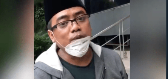 Muannas Alaidid Resmi Laporkan 21 Akun yang Hina Ibunda Jokowi ke Polda Metro Jaya