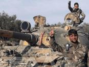 Meski Gencatan Senjata Rusia Tetap Basmi Teroris dan Militan Suriah