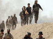Hashd al-Shaabi Hancurkan Markas dan Tempat Persembunyian ISIS di Diyala