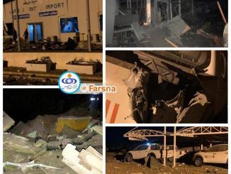 3 Rudal AS Serang Bandara Karbala