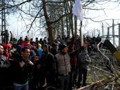 Yunani: Erdogan Gunakan Pengungsi Suriah Sebagai Pion untuk Tekan Eropa
