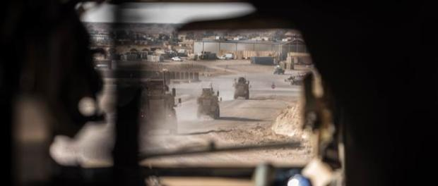 Pasukan AS Menarik Diri dari Pangkalan K1 di Irak