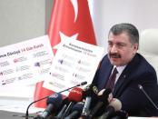 Menkes Turki: 359 Orang Positif COVID-19, Empat Diantaranya Meninggal Dunia