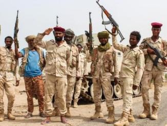 Tentara Bayaran Saudi Terinfeksi Virus Corona