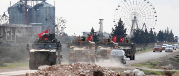 Turki Kerahkan Sistem Pertahanan Udara Buatan AS ke Idlib