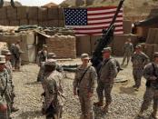 Parlemen Irak Usulkan Opsi Militer untuk Usir Pasukan AS