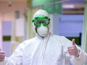Iran Temukan Kombinasi Obat untuk Mengobati Kerusakan Paru-Paru Akibat Corona