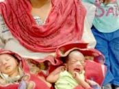 Lahir Ditengah Pandemi, Bayi Kembar di India Dinamai Covid dan Corona