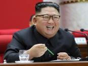 """Korut: Kim Tak Pernah Kirim Surat """"Manis"""" ke Trump"""