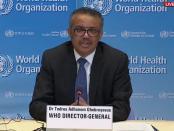 WHO: 1 dari 10 Petugas Medis Terkena Virus Corona
