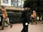 Heboh! TV Israel Sebut Intel AS telah Peringatkan IDF dan NATO Soal Corona Sejak November Lalu