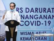 Jokowi Wajibkan Pemakaian Masker untuk Semua Orang yang Keluar Rumah