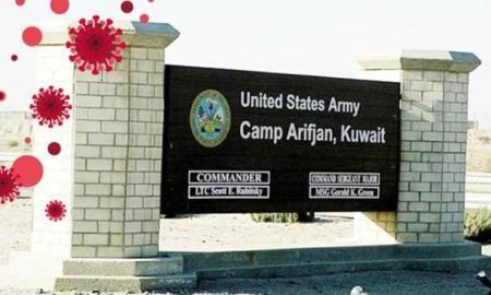 20 Tentara Amerika di Kuwait Positif Corona