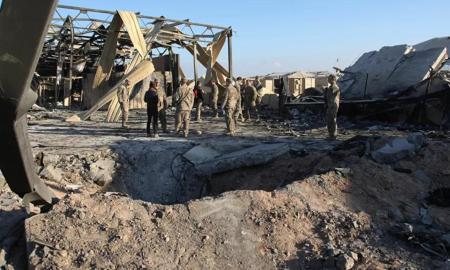 AS Akan Berikan Medali Purple Heart kepada Tentara yang Jadi Korban Serangan Iran