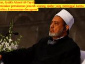 Mufti Al-Azhar Kecam Warga yang Tolak Jenazah Korban Covid-19