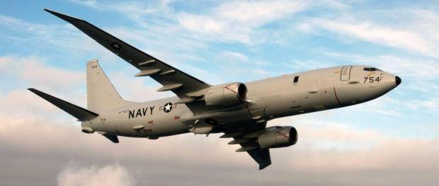 Video: Jet Rusia Kembali Cegat Pesawat Militer AS di Dekat Garis Pantai Suriah