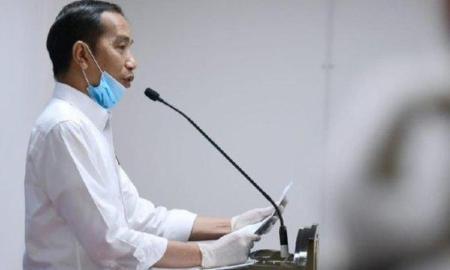 Jokowi Ingatkan Kepala Daerah Jangan Buat Acara Sendiri dalam Tangani Covid-19
