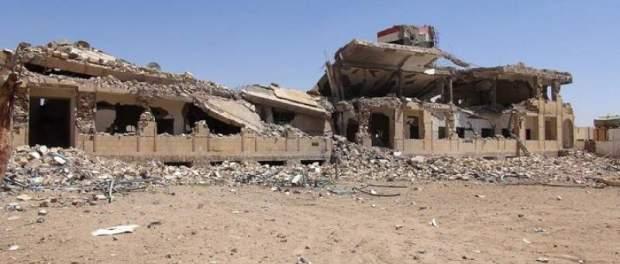 Koalisi Saudi Hancurkan 3.506 Fasilitas Pendidikan Yaman selama 5 Tahun Agresi