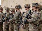 Bentengi Pasukan di Irak, AS Operasikan Sistem Rudal