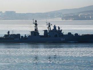 Ribut dengan AS di Suriah, Rusia Kirim Kapal Perang Berkemampuan Nuklir ke Laut Hitam