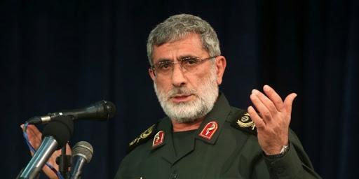 Kunjungan Rahasia Komandan Quds Iran di Saat Situasi Irak Memanas