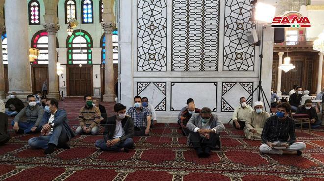 Suriah Jadi Negara Timteng Pertama yang Buka Kembali Masjid Pasca Covid-19