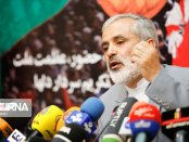 Iran Bakal Gelar Peringatan Hari Al-Quds di Seluruh Kota