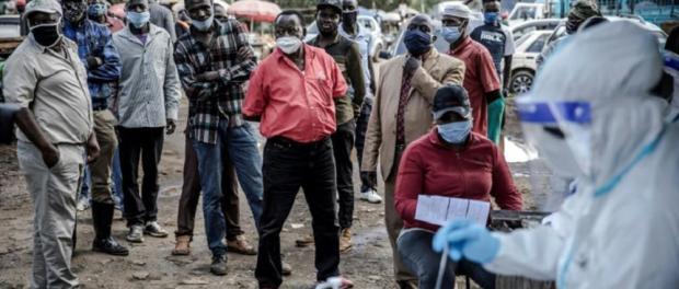 WHO: COVID-19 Dapat Menginfeksi Lebih dari 200 Juta Orang Afrika