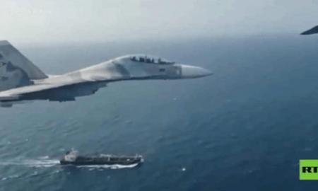 Video: Venezuela Pamerkan Jet-jet Tempur Canggih saat Kawal Tanker Iran