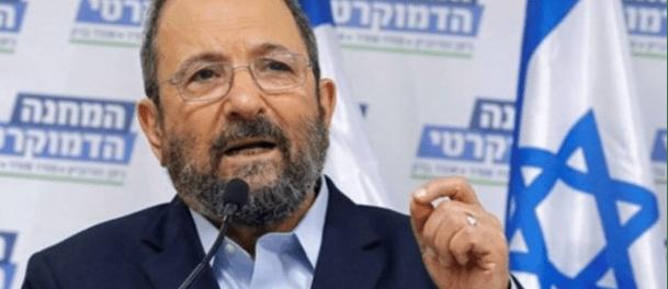 Ehud Barak : Hizbullah Mustahil Dibubarkan