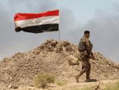 Operasi Militer Irak Obrak-abrik Persembunyian ISIS di Sepanjang Perbatasan Suriah