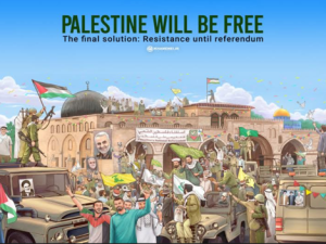 Komentar Pedas Zarif ke AS dan Eropa: Palestina Tak Harus Bayar Kejahatan Kalian