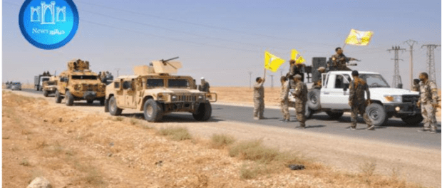 Terjadi Kerusuhan Besar di Penjara Teroris ISIS Suriah