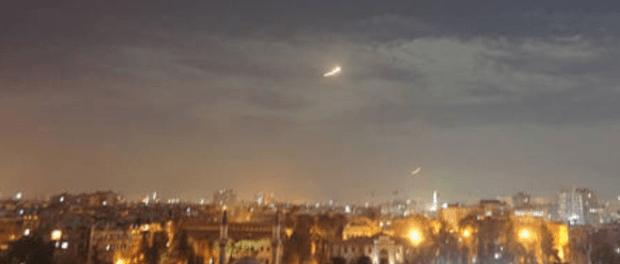 AS Dukung Serangan Israel ke situs-situs Iran di Suriah