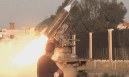 Tentara Suriah Hajar Teroris Pasca Serang Pangkalan Militer Hmeimim